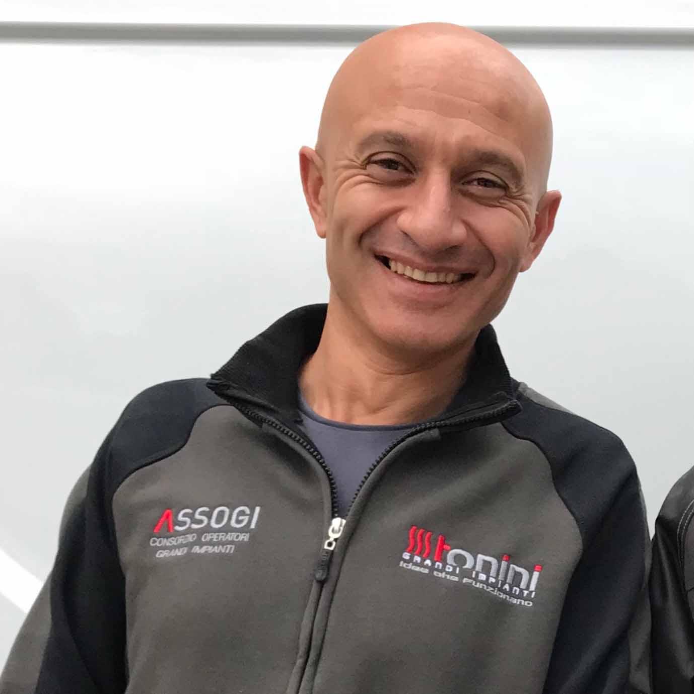 Sorrentino Fabio tecnico specializzato Tonini