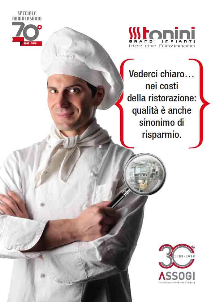 Copertina brochure Tonini anniversario