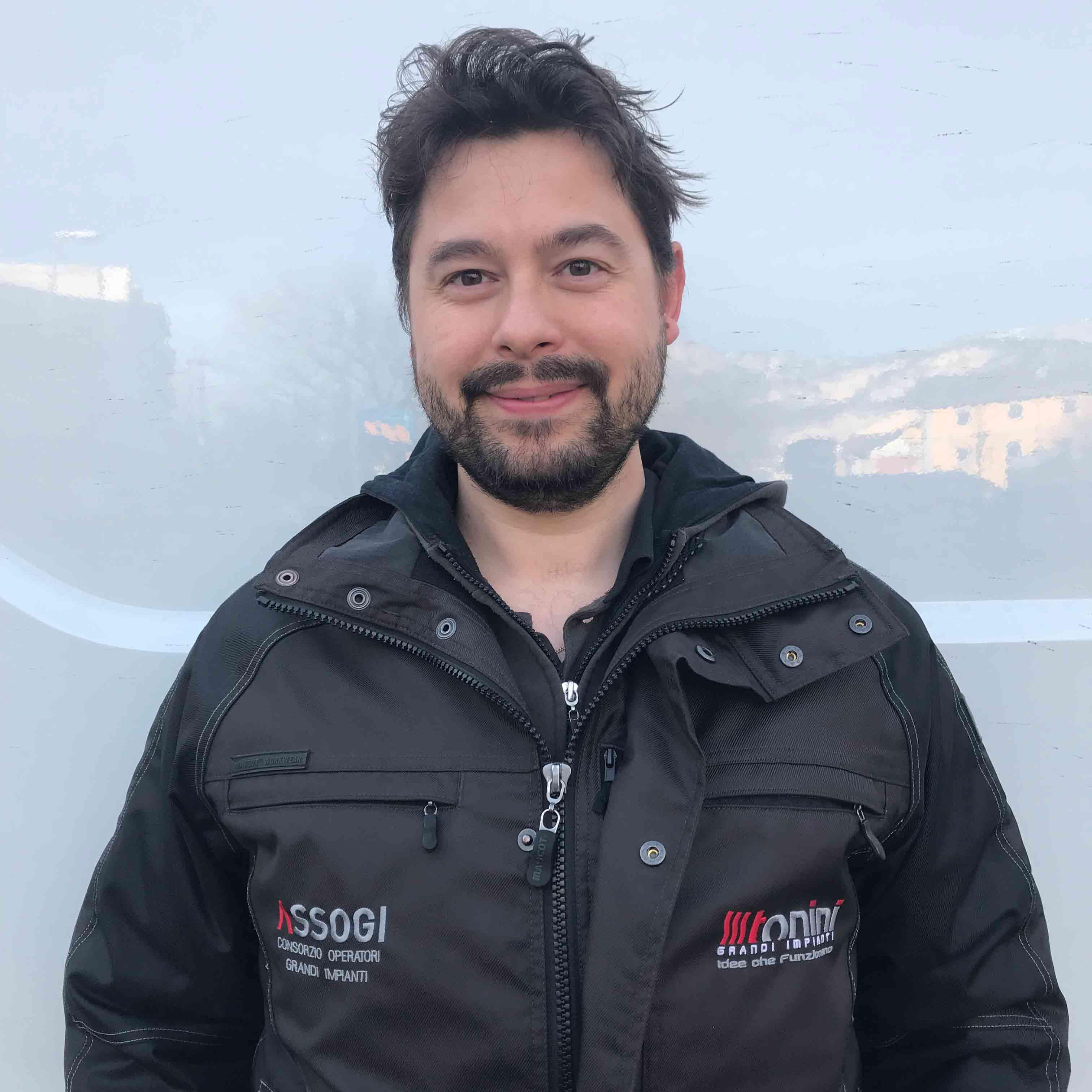 Berté Maurizio tecnico specializzato Tonini