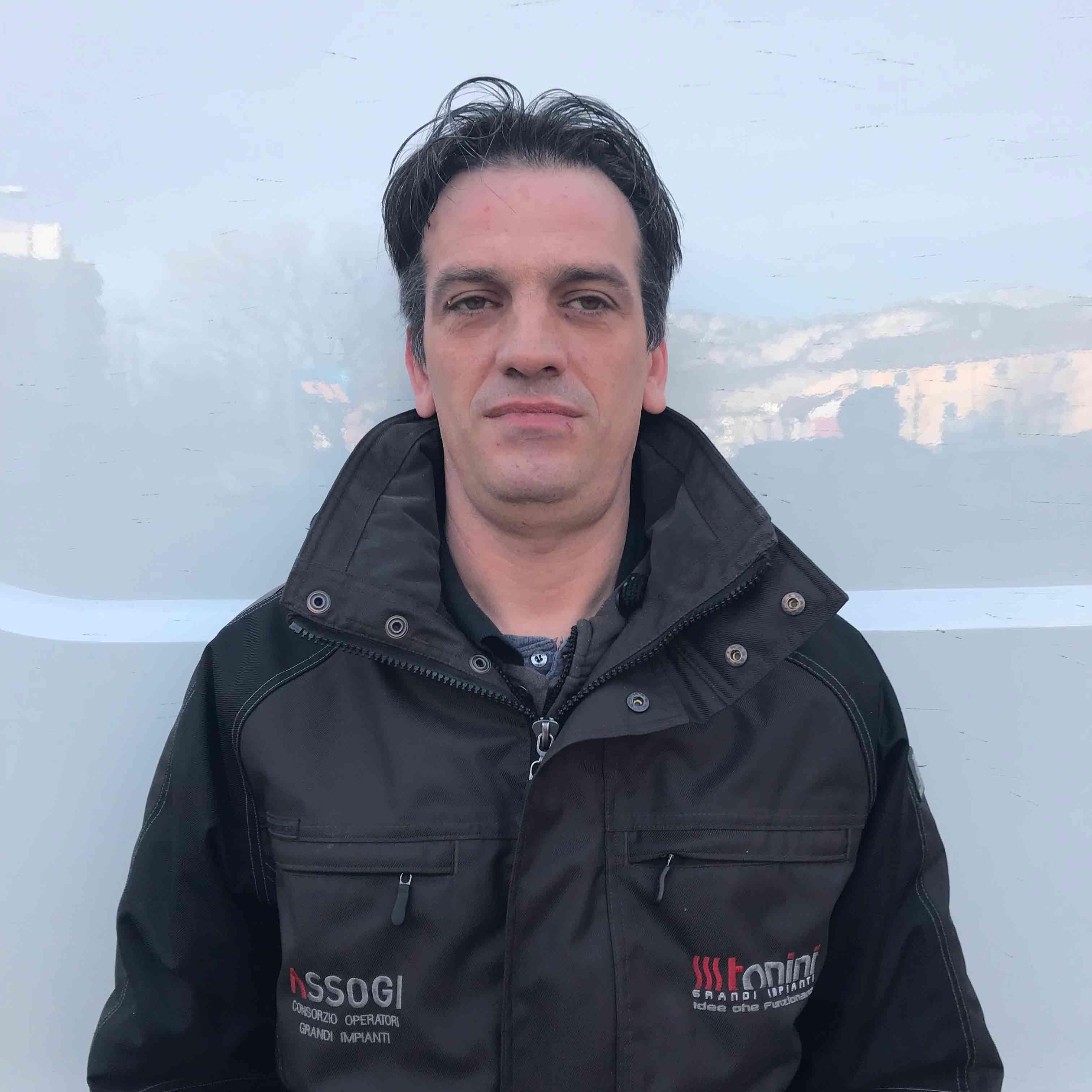 Landrini Francesco tecnico specializzato Tonini